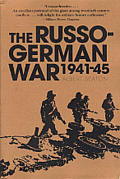 Russo German War 1941 45