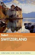 Fodor's Switzerland (Fodor's Switzerland) Cover