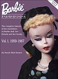 Barbie Fashion 1959 1967 Updated 2002