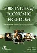 2008 Index Of Economic Freedom