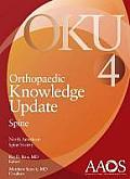 Orthopaedic Knowledge Update: Spine 4: Oku