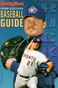 Baseball Guide The Almanac Of The 1998