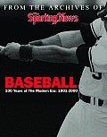 Baseball 100 Years Of The Modern Era