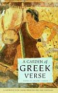 A A Garden of Greek Verse: Poems of Ancient Greece