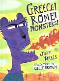 Greece Rome Monsters