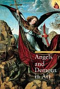 Angels and Demons in Art (Guide to Imagery) Cover