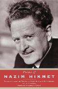 Poems of Nazim Hikmet (Karen and Michael Braziller Books) Cover