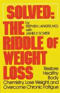 Solved-- The Riddle of Weight Loss