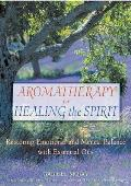 Aromatherapy for Healing the Spirit Cover