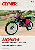Honda Elsinore, 125-250cc, 1973-1980: Service, Repair, Maintenance