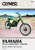 Yamaha 80-175cc Piston-Port 68-76
