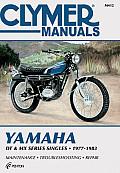 Yamaha Dt & MX Series Singles, 1977-1983: Service, Repair, Maintenance