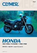 Honda 700-1100cc V-Fours, 1982-1988: Service, Repair, Maintenance