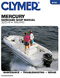 Mercury 3-275 HP Outboards, 1990-1993: Outboard Shop Manual