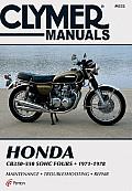 Honda 350-550cc Fours 72-78