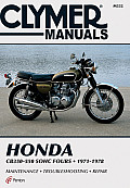 Honda 350-550cc Fours, 1971-1978: Service, Repair, Maintenance (Clymer Motorcycle Repair Series)