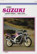 Suzuki GS500 Twins, 1989-1996
