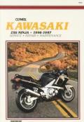 Kawasaki Zx6 Ninja, 1990-1997: Service, Repair, Maintenance