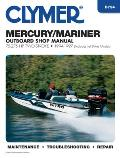 Mercury/Mariner Outboard Shop Manual: 75-275 HP, 1994-1997 (Includes Jet Drive Models) (Clymer's Official Shop Manual)