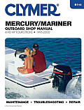 Mercury/Mariner 4-90 HP 4-Stroke Outboards, 1995-2000: Outboard Shop Manual (Clymer's Official Shop Manual)