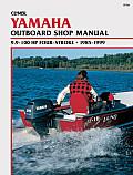 Clymer Yamaha Outboard Shop...
