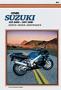 Suzuki GSX-R600, 1997-2000: Service, Repair, Maintenance