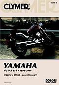 Yamaha VStar 650 1998 2004