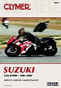 Suzuki GSX R1000 2001 2004