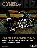 Clymer Harley Davidson FLS FXS Twin Cam