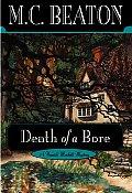 Death Of A Bore Hamish Macbeth