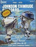 Johnson Evinrude Outboard 1956 70 Volume 1