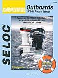 Johnson/Evinrude Outboards, 3, 4, & 6 Cylinders, 1973-91