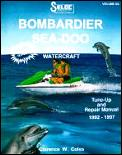 Personal Watercraft: Sea-Doo/Bombardier, 1992-97