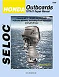 Honda Outboards: All Engines 1978-98 Cover