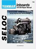 Yanmar Inboards: 1975-98 Cover