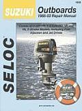 Suzuki Outboards 1988-03 Repair Manual
