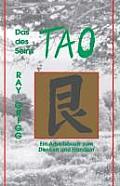 Das Tao Des Seins: Ein...