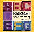 Kirigami 7 Alphabet Fun With Paper Foldi