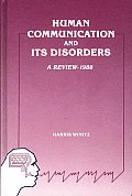 Human Communication and Its Disorders, Volume 2