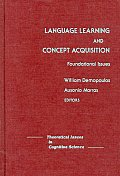 Language Learning and Concept Acquisition: Foundational Issues
