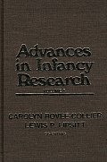 Advances in Infancy Research, Volume 6