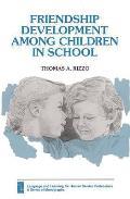 Friendship Development Among Children in School