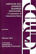 American and Japanese Business Discourse: A Comparison of Interactional Styles