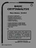 Basic Cryptanalysis, Field Manual 34-40-2