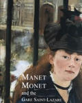 Manet, Monet, & the Gare Saint-Lazare