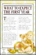 What To Expect The First Year 1st Edition