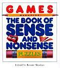 Games Magazine The Book Of Sense & Nonse