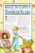 What to Expect the Toddler Years Cover