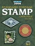 Scott Standard Postage Stamp Catalogue, Volume 6: Countries of the World So-Z (Scott Standard Postage Stamp Catalogue: Vol.6: Countries Solomon Islands-Z)