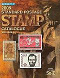 Scott Standard Postage Stamp Catalogue 2009